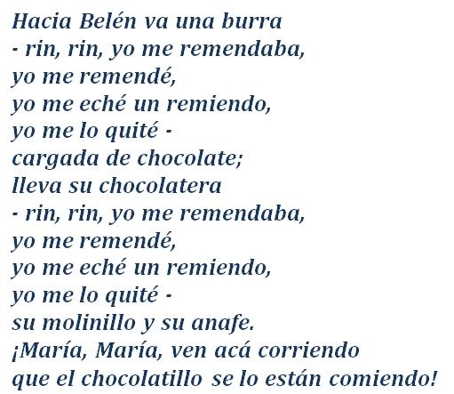 Poesía Popular Al Alcance De Todos V Acerca De Un Presunto Villancico Blog Del Instituto Pedro De Valdivia
